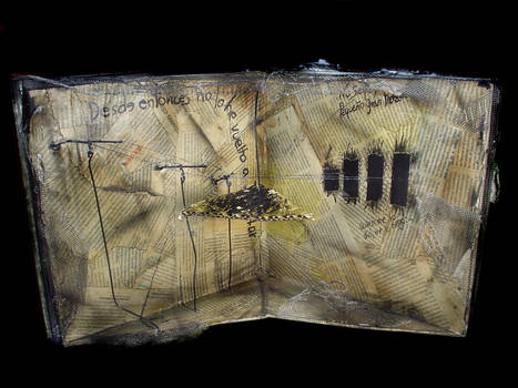 Book Art 1st Dream