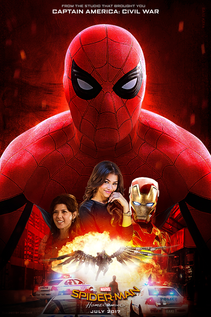 Spider Man Homecoming | just b.CAUSE