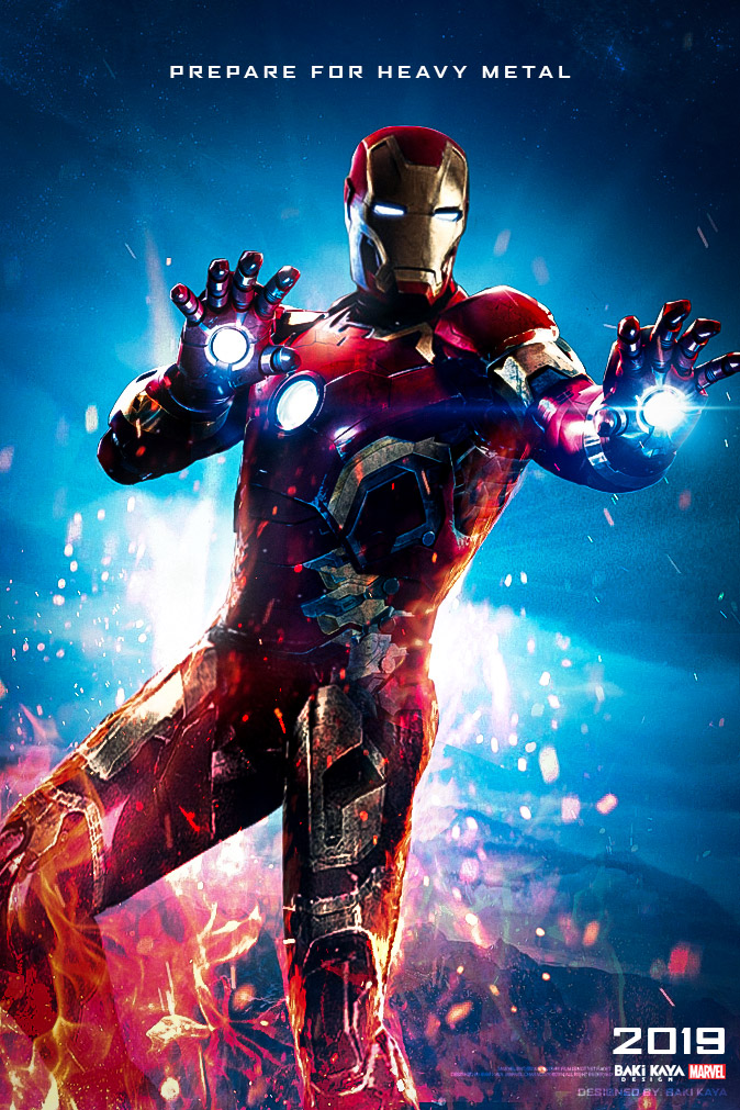 Iron Man 4 Poster #2 by bakikayaa on DeviantArt