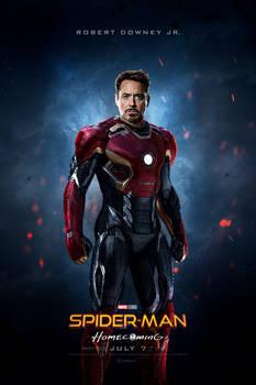 Spider-Man: Homecoming | Iron Man Poster