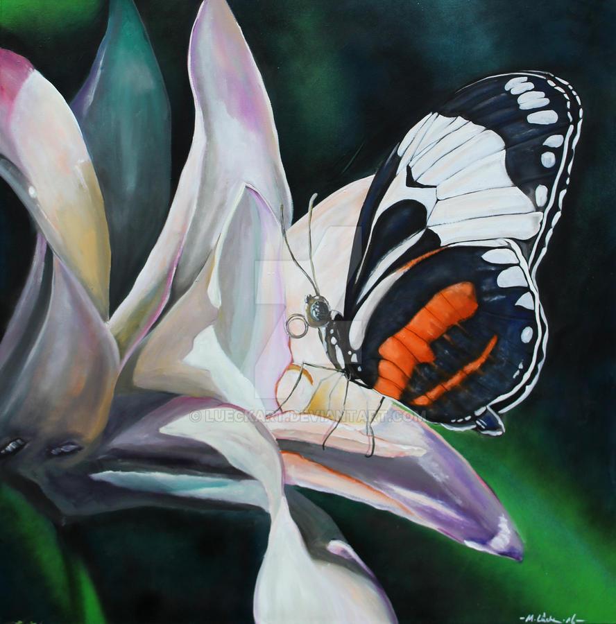 Monarch by lueckart