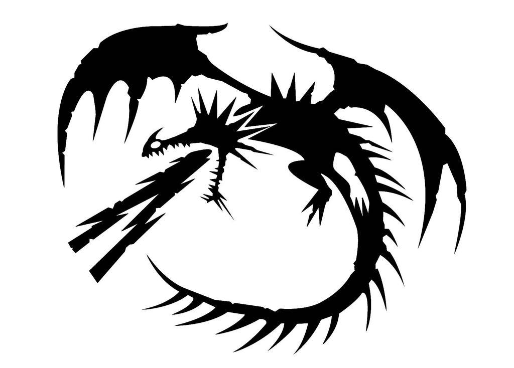 Dragons: Defenders Of Berk Beserkers Symbol Skrill by