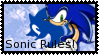 Sonic Rules by Zahuranecs