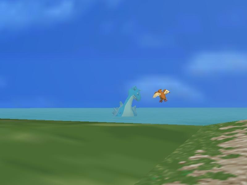Pokemon Snap Emulator