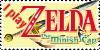I Play Minish Cap Stamp by Zahuranecs