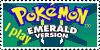 I Play Emerald Stamp by Zahuranecs