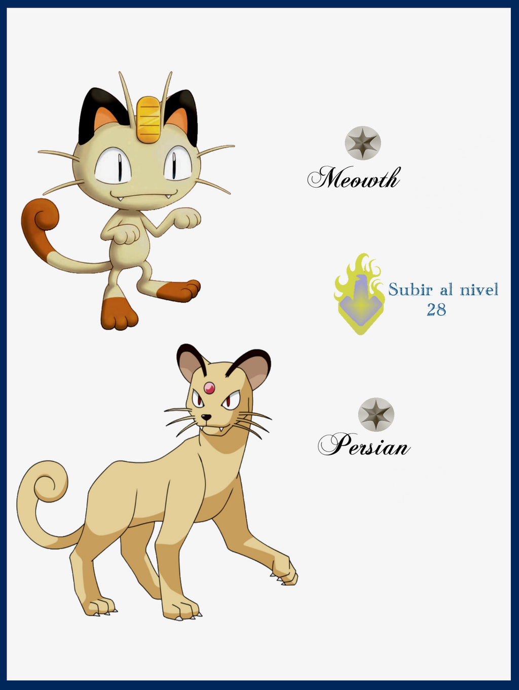 022 meowth evoluciones by maxconnery on deviantart
