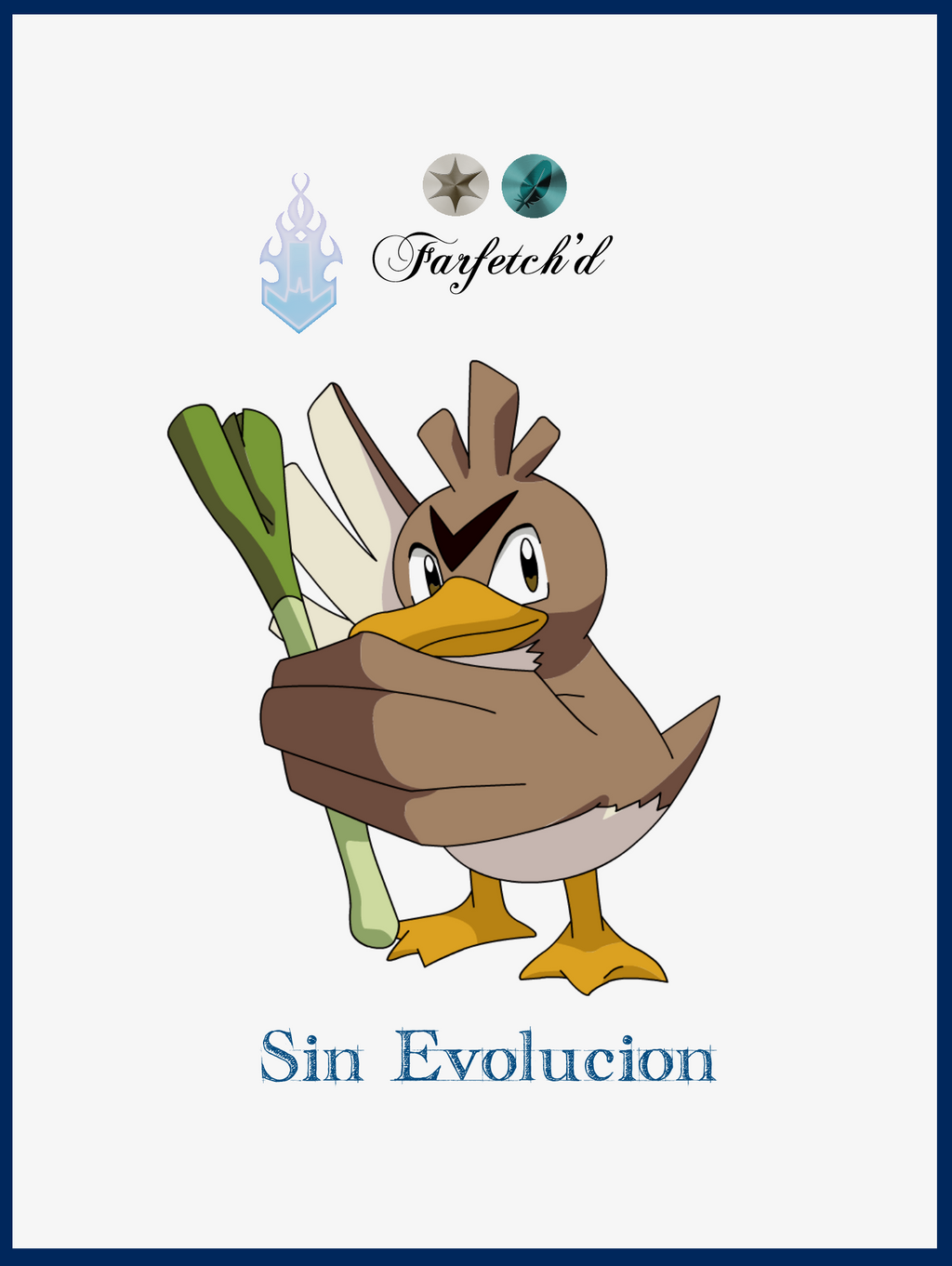 Pokemon Farfetch D Evolution Images
