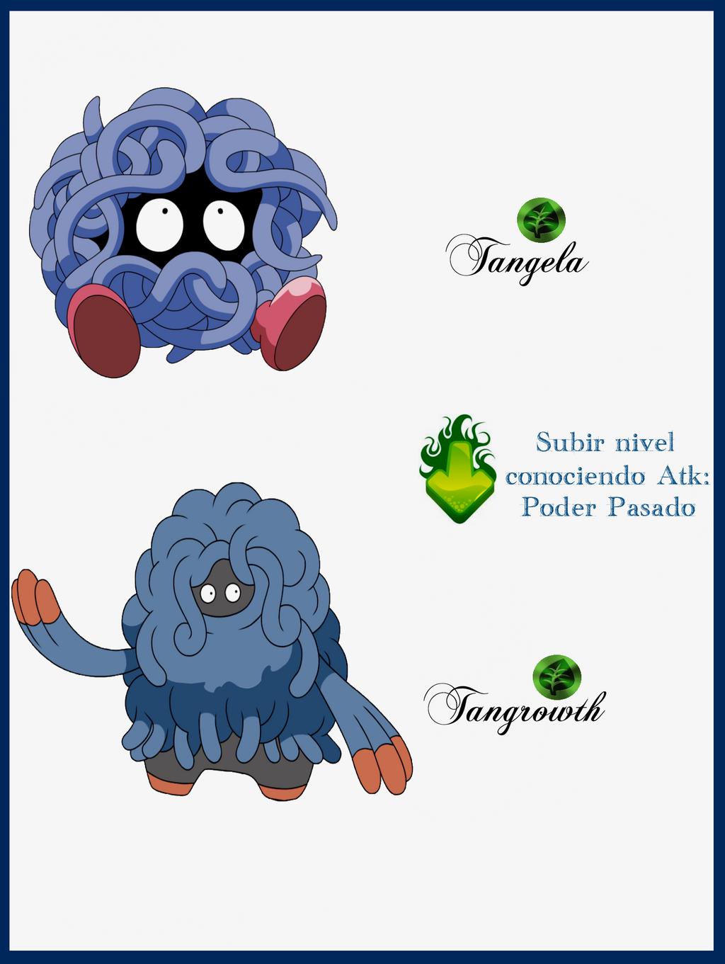 Pokemon Tangela Images | Pokemon Images
