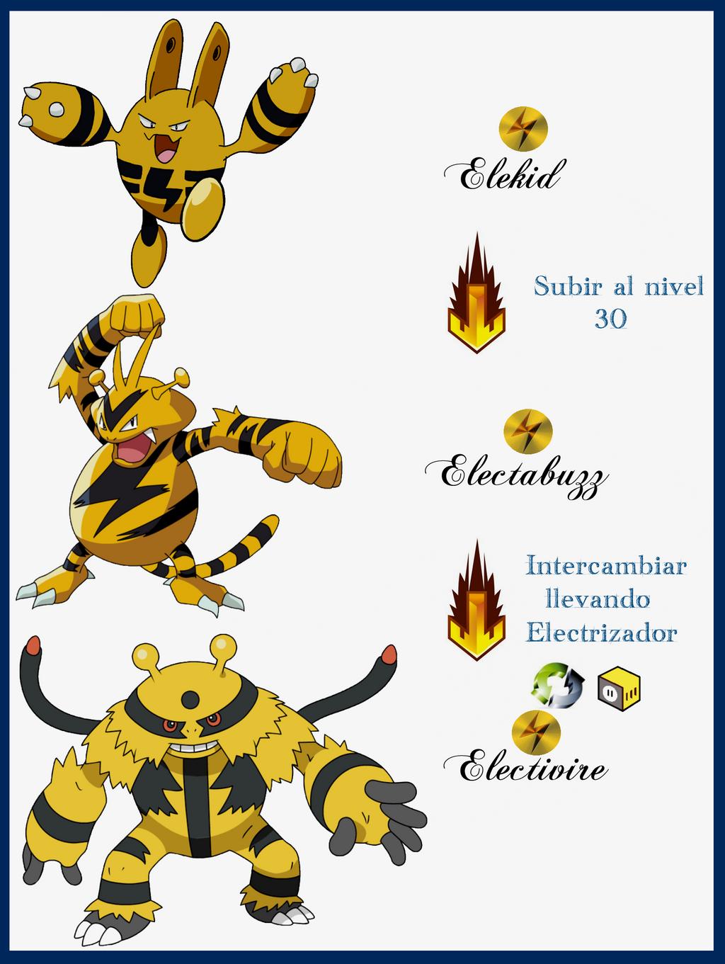 Pokemon Elekid Images | Pokemon Images