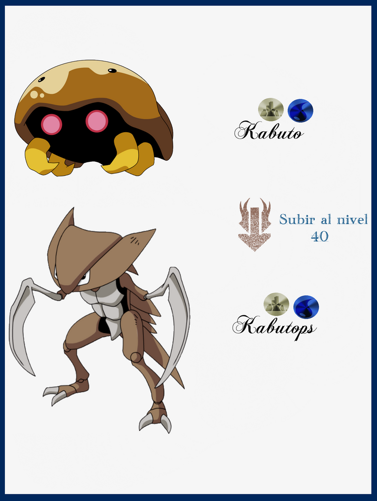 070 Kabuto Evoluciones by Maxconnery on DeviantArt