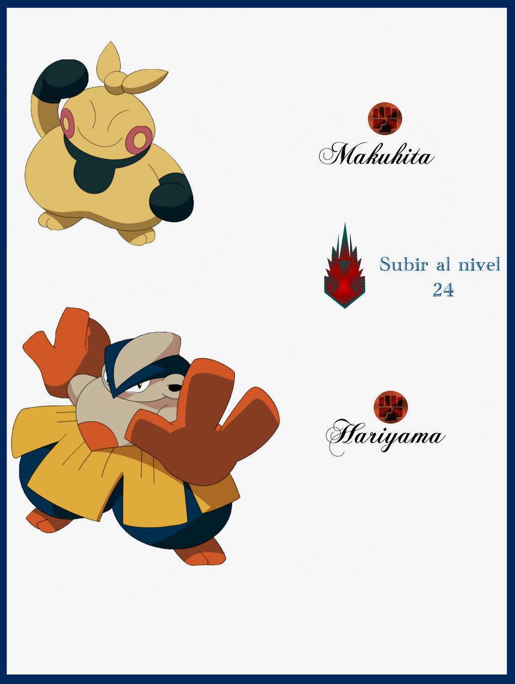 What Level Does Makuhita Evolve - photogram