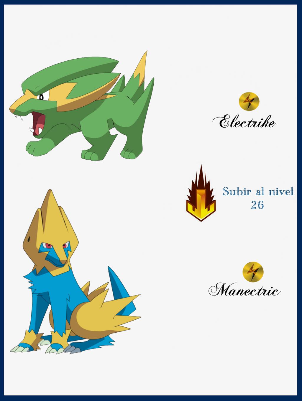 Pokemon Electrike Evolution | www.imgkid.com - The Image ...