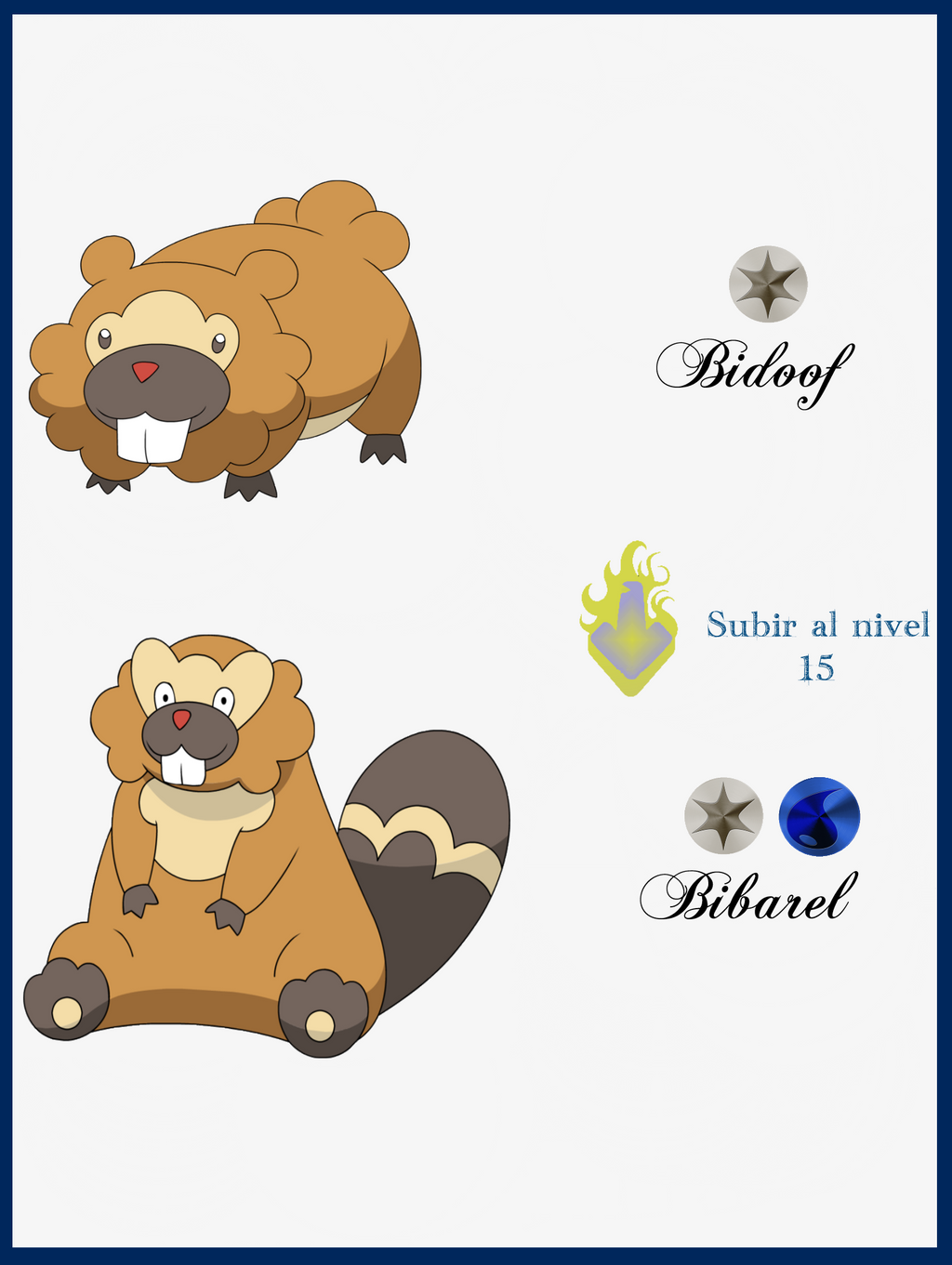186 Bidoof by Maxconnery on DeviantArt