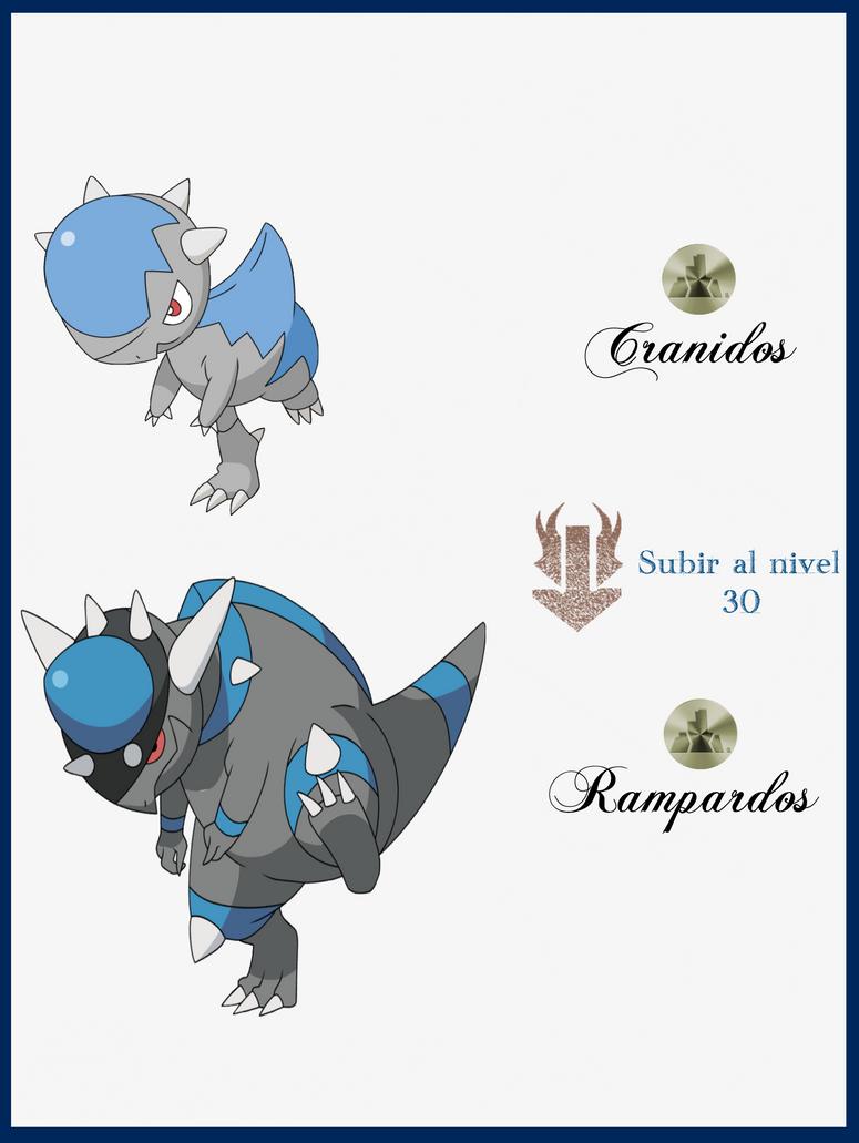 Cranidos Evolution 189 cranidos by maxconneryPokemon Cranidos Evolution