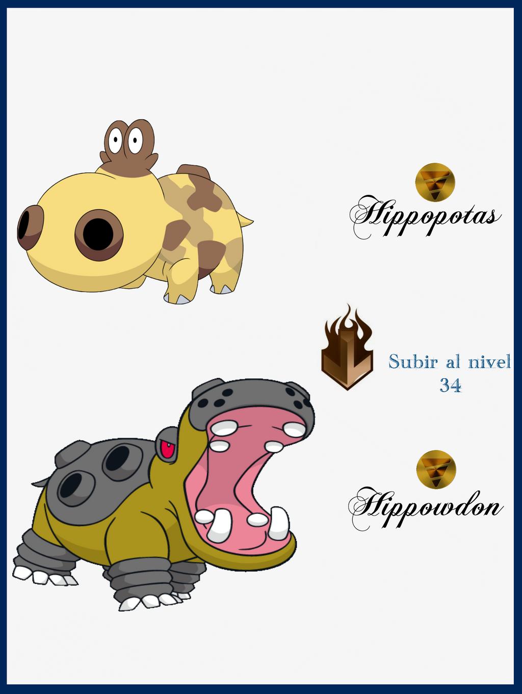 206 Hippopotas by Maxconnery on DeviantArt