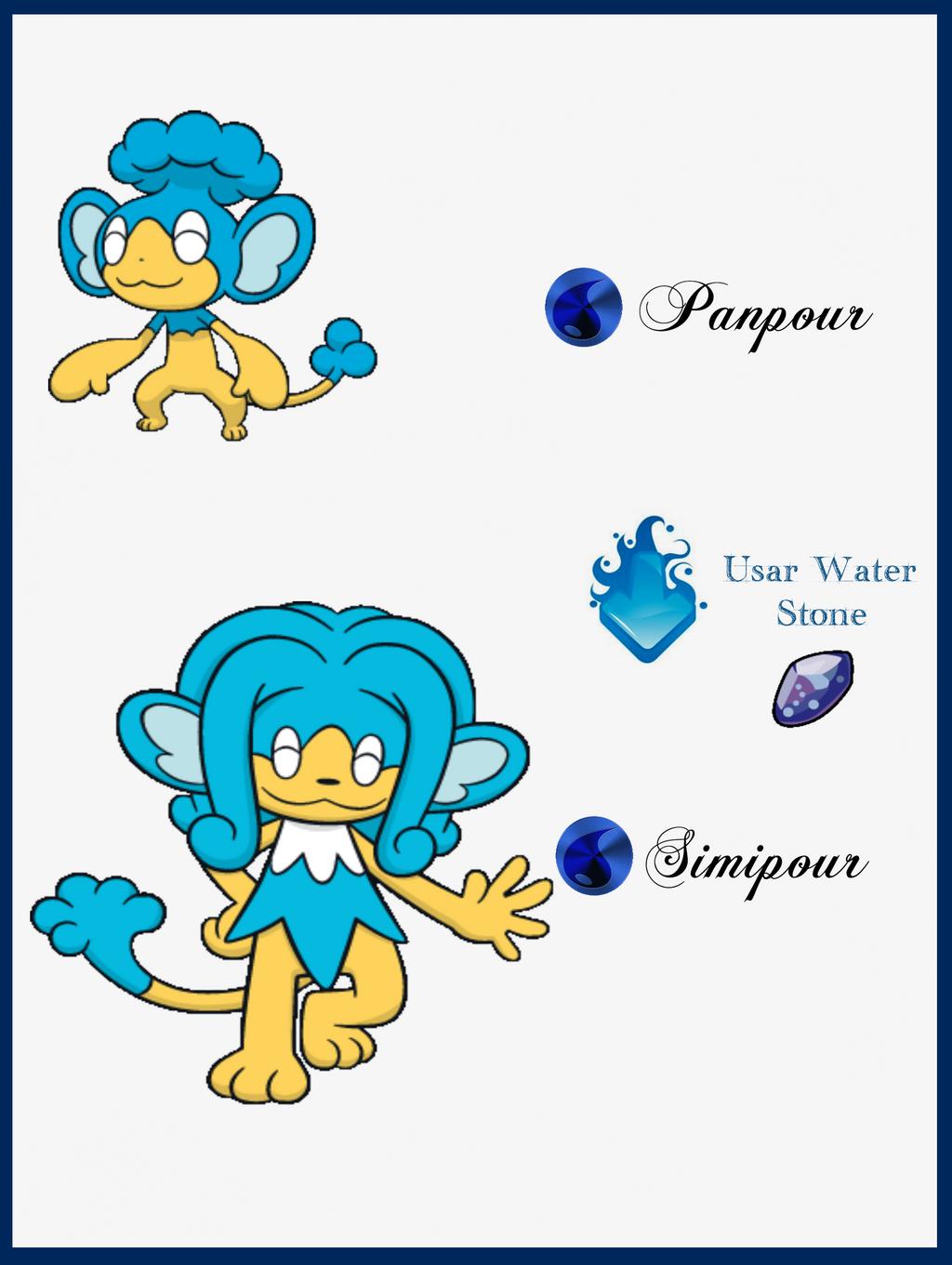 Panpour Images Pokemon Images