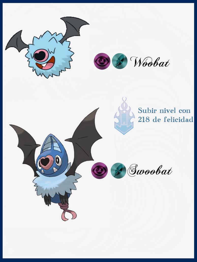Woobat Pokédex: stats, moves, evolution & locations ...