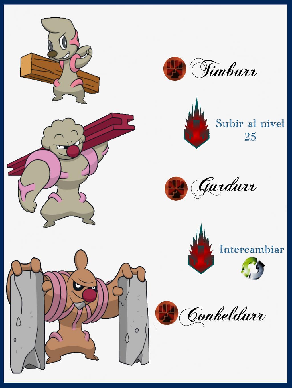 229 timburr evoluciones by maxconnery on deviantart