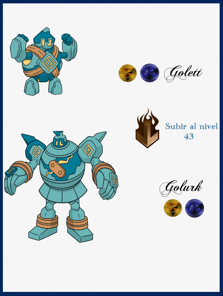 273 Golet Evoluciones by Maxconnery on DeviantArt