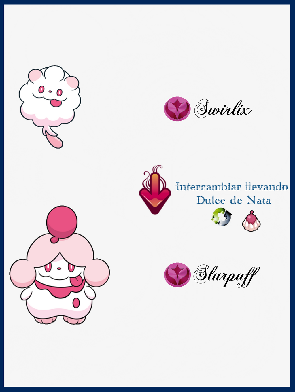 297 Swirlix Evoluciones by Maxconnery on DeviantArt