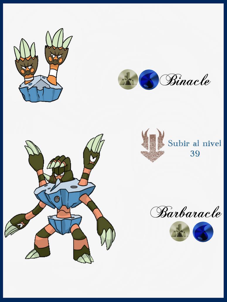 Pokemon Binacle Images | Pokemon Images