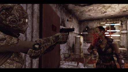Fallout: New Vegas - Monte Carlo Suites Clean Up 3 by SivargDK