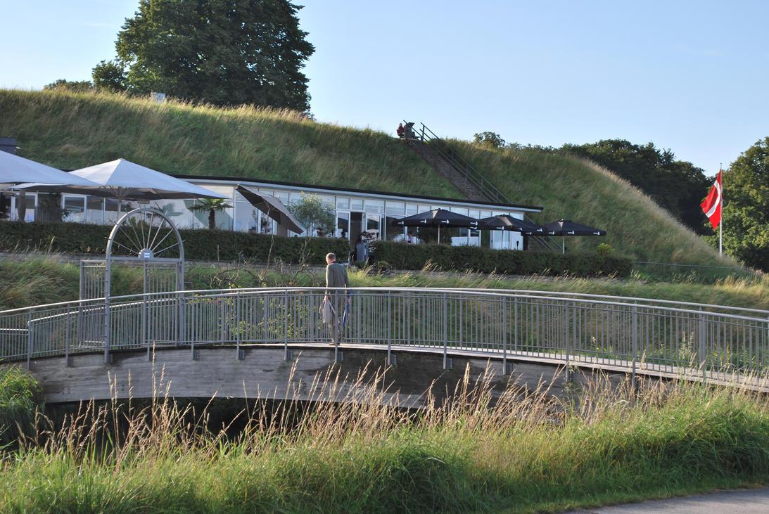 Charlottenlund Fort 30.07.16 - Restaurant 2 by SivargDK