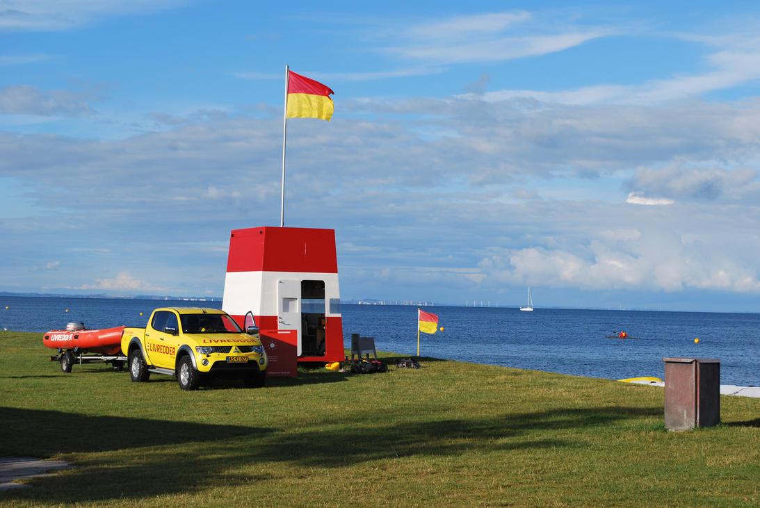 Charlottenlund Fort 30.07.16 - Lifesaver 1 by SivargDK