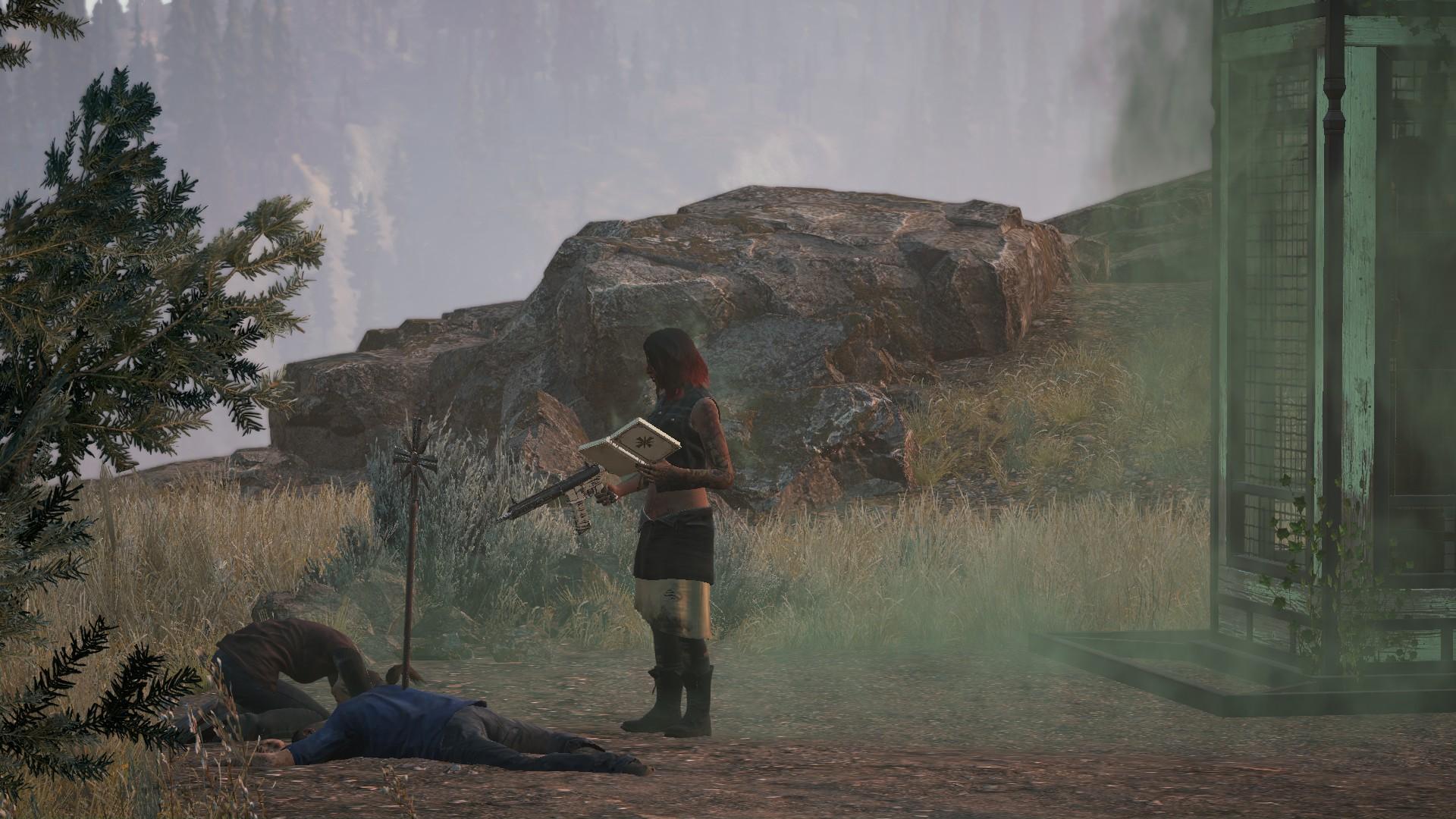 Far Cry 5 Screenshot Cult Vip By Sivargdk On Deviantart