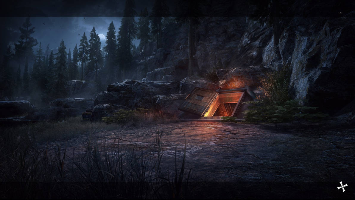 Far Cry 5 Screenshot Bunker Loading Screen By Sivargdk On Deviantart
