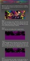 colorful madness tutorial ENG by tapeGFX