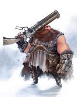 The Clansman by Eyardt