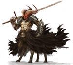 The Daemon Rider
