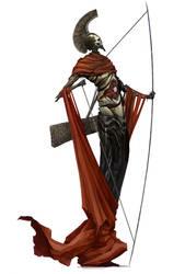 Sagittarius Archer by Eyardt