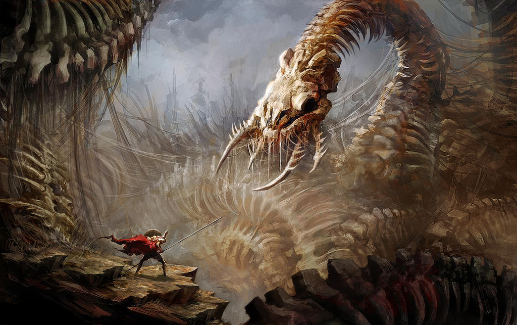 Serpentes Antiqua by Eyardt