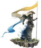 King Ravenor by Eyardt
