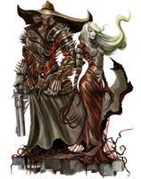Vampires - Shattered RPG by Eyardt