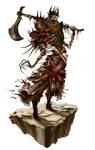 King Urgl', the Axe Butchor