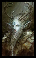 Ancient Portrait - Tempus Ren RPG by Eyardt