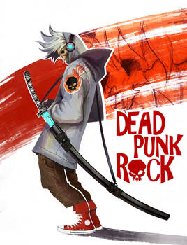 Dead Punk Rock - Skullboy