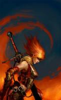 La Maitresse de Guerre by Eyardt