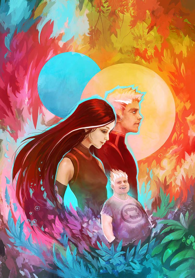 Dan et Célia, les jumeaux d'Autremonde, Tome 1 : l'impossible mission de Sophie Audouin-Mamikonian