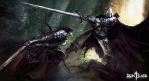 Duel - Iron Blade - Gameloft by Eyardt
