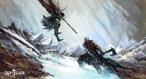 Snow Howk - Iron Blade - Gameloft by Eyardt
