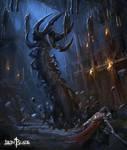 Corpse Digger - Iron Blade - Gameloft