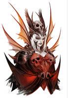 Elysabeta, Vampire Princess by Eyardt