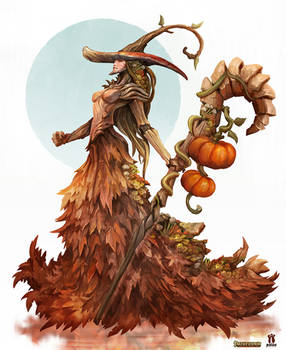 Season Witch - Pathfinder RPG