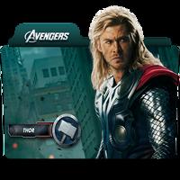 Thor Avengers by jithinjohny