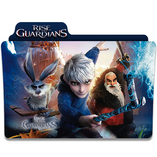 Rise Of The Guardians Folder Icon By Jithinjohny On Deviantart